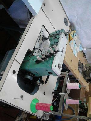 Maquina de Coser Industrial Collaretera