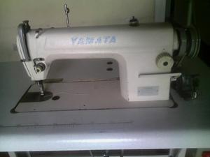 Maquina de Coser Industrial Yamata