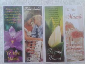 Marca Libros Dia De Las Madres