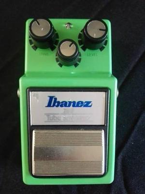Pedal De Efecto Para Guitarra Ibanez Tube Screamer Ts9
