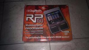 Pedal De Guitarra Digitech Rp150