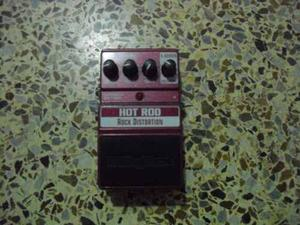 Pedal Digitech Hot Rod Rock Distortion Usado