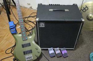 Pedales Behringer Para Bajo Y Guitarra
