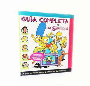 Simpsonmaníacos: La Guía Completa, 1era Edición