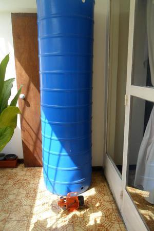 Tanque De Agua Para Apartamento Con Bomba Posot Class