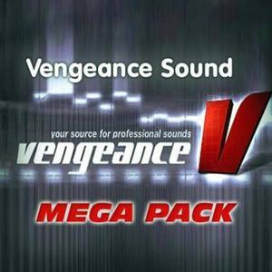 Vengeance Sound Mega Pack - Mas De 30gb En Sonidos