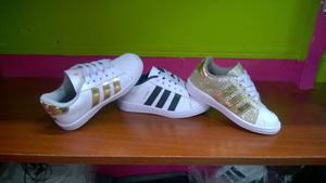Zapatos Para Niños Superstar Adi Tallas