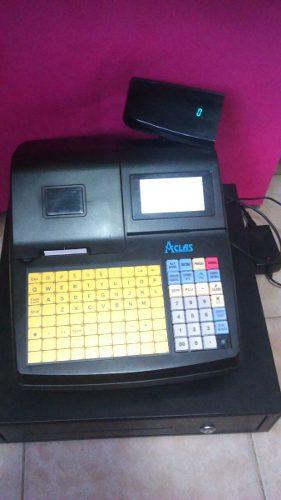 Caja Registradora Aclas Cr68afj Con Registro Mercantil