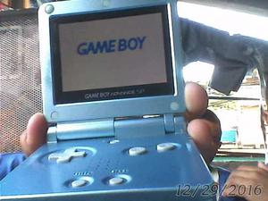 Game Boy Advance Sp Con 4 Juegos