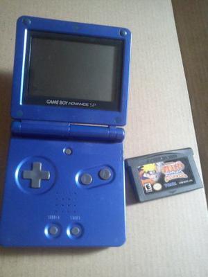 Game Boy Sp + Juego