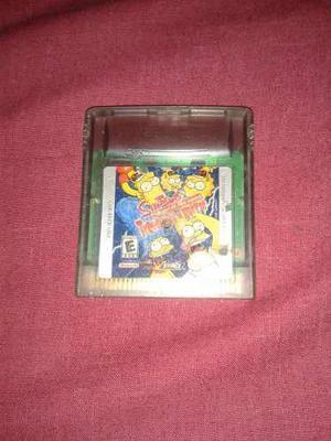 Juego De Nintendo Game Boy