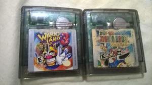 Juegos De Game Boy Warioland 3 Y Mario