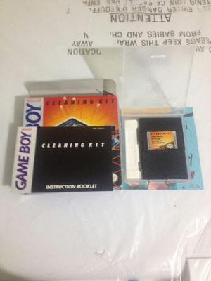 Kit De Limpieza Para Game Boy