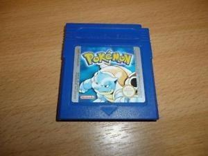 Pokemon Blue Y Yellow Gameboy