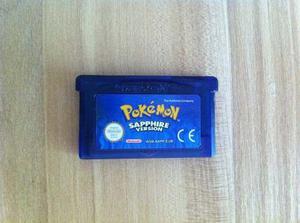 Pokemon Version Sapphire
