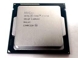 Procesador I Intel Socket  Impecable Estado De Uso