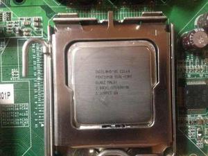 Procesador Intel 775 Pentium Dual Core Eghz