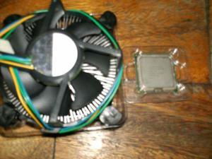 Procesador Intel Dual Core  Mhz.con Fan Cooler