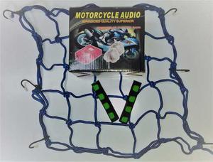 Reproductor Mp3 Radio Fm Alarma Moto Super Combo+regalo