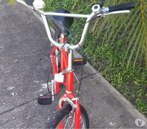 Se vende Bicicleta Rin 20 como nueva