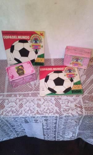 Album De Coleccion Copa Del Mundo Mexico