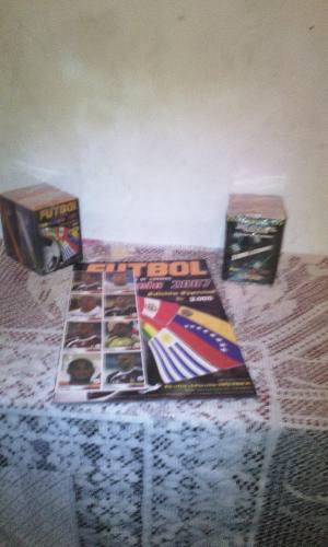 Album De Coleccion De Futbol Venezuela  Reyauca