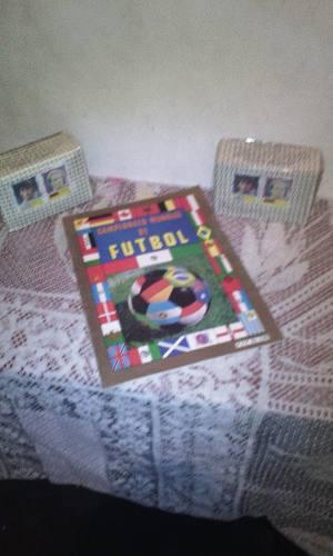 Album De Coleccion Reyauca Campeonato Mundial De Futbol