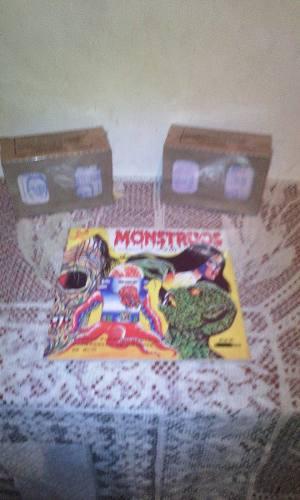 Album De Coleccion Reyauca Monstruos De Los 80