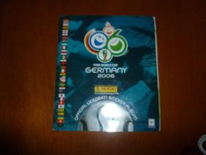 Album Del Mundial Alemania  (completamente Lleno)