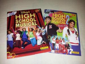 Album High School Musical 1 Y 2 Panini