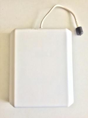 Antenas Panel Para Amplificador De Señal Celular Conector N