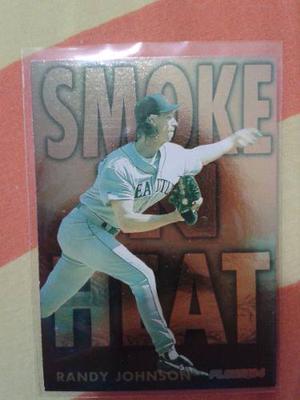 Barajita De Beisbol Coleccionable Mlb De Randy Johnson