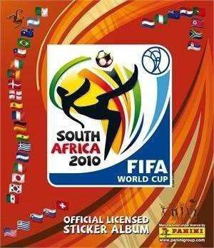 Barajitas Album Panini Mundial South Africa