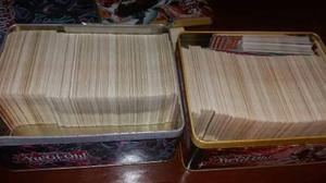 Cartas Yugioh (100 Cartas)