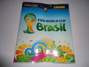 Forro Protector Album Panini Mundial De Futbol