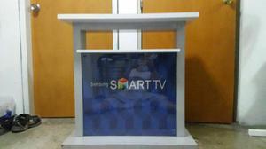 Mesa Para Tv Televisor Mesa Exhibición Samsung