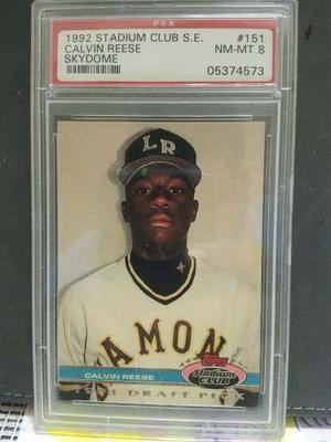 Tarjeta O Barajita De Beisbol Mlb Colletions Universe