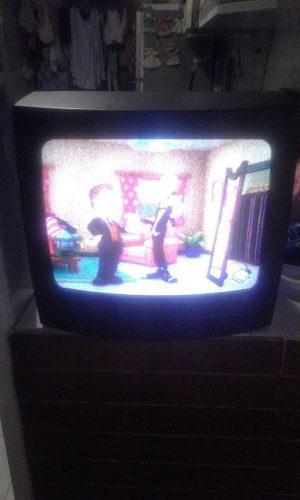 Tv De 13 Pulgadas General Electric Con Control Remoto