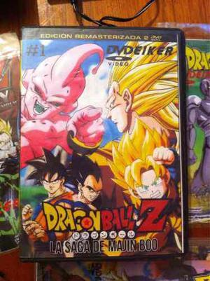 Última Saga Completa De Dragon Ball Z