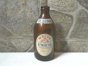 Botella De Malta Union
