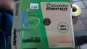 Cable 12 Marca Omega Y Cabel