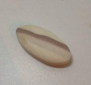 Cabujón De Piedra Jabón Para Orfebrería