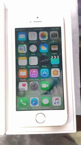 Iphone 5s Gold 16gb Movilnet