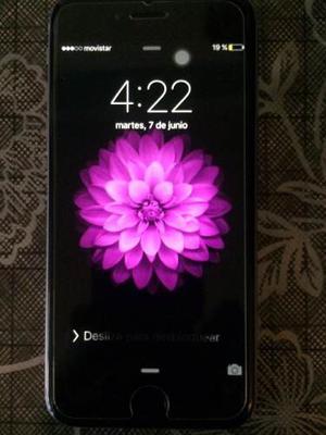 Iphone 6 16gb Liberado Lte Vendo O Cambio Por Iphone 6s