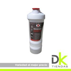 K6 Vaso Mezclador Compartimiento Shake And Go Huracan