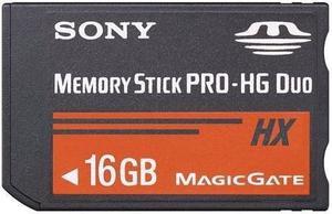 Memoria De 16gb Sony Memory Stick Pro-hg Duo