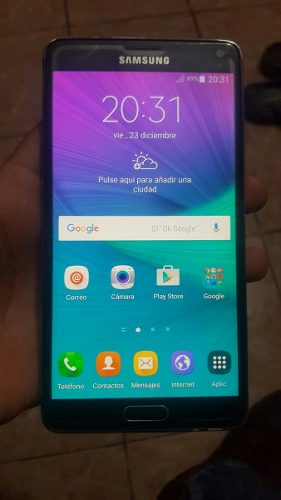 Samsung Galaxy Note 4 Lte N910c