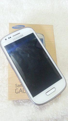 Samsung Galaxy S3 Mini Como Nuevo + 4 Forros