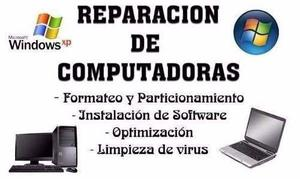 Servicio Técnico Computadoras-laptop-tablet-monitores