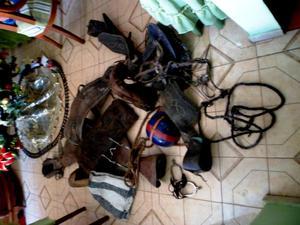 Sillas y aperos para coleo y empleo villa de posot class - Silla montar caballo ...